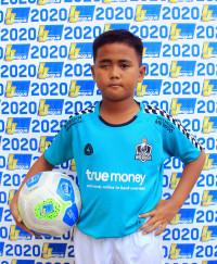 DZAKY FAZLI RASYAD   Indonesia Junior League