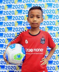 MUHAMMAD FATHUR RABANI | Indonesia Junior League