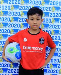 ZAKKI MUHAMMAD ZURI   Indonesia Junior League