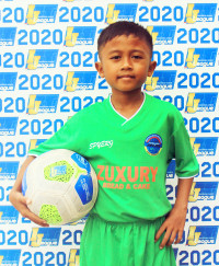 PUTRA BAGUS MAHARDIKA | Indonesia Junior League