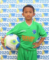 FATHAN ALIF NUGROHO   Indonesia Junior League