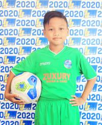MUHAMMAD ZIAN AHZASILVA   Indonesia Junior League