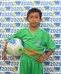 M NAUFAL ZAREL ARZIKA | Indonesia Junior League