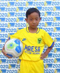DAVA SUHERMAN | Indonesia Junior League