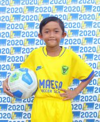 ROBIE AHMADIN ZIDANE | Indonesia Junior League
