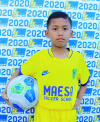 RIO FIRMANSYAH SANTOSO | Indonesia Junior League