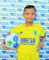 AZKA NAUFAL RAMADHAN | Indonesia Junior League