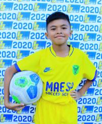 MUHAMMAD RA'IDI RAZIQ SULISTIO   Indonesia Junior League