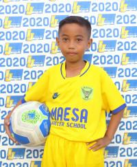 ICHSAN RAYA FIRDAUS   Indonesia Junior League
