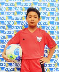 ABTHAL QISTAN ALDZAHABI | Indonesia Junior League