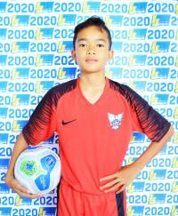 AQSHAL RADINKA RAFA PUTRA RAHARJO | Indonesia Junior League