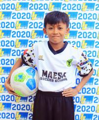 ALFINO RIZKY RAMADHAN | Indonesia Junior League