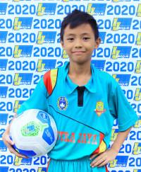 ADILLA KEAN HANAFI | Indonesia Junior League