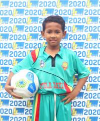 ABI FAUZAN PRATAMA | Indonesia Junior League