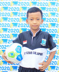 HAFIZH  RIZKY  ATHALLAH | Indonesia Junior League