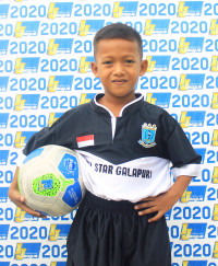 TEUKU  MUHAMMAD  AQSYAL  LANGGAM  NARENDRA | Indonesia Junior League