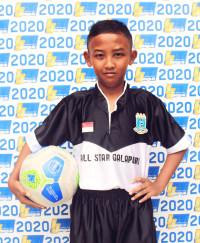 FIKRI  AHMAD  PRATAMA | Indonesia Junior League