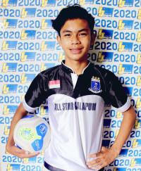 MUHAMMAD  RAFLI  SAPUTRA | Indonesia Junior League