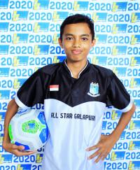 FAMOUS  FAHLEVI  APRILYAN | Indonesia Junior League