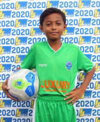 AHMAD RADITYA AKMAL | Indonesia Junior League