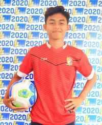GENTAR BAYU SETIAWAN   Indonesia Junior League
