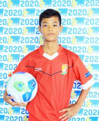 BIMA SAPUTRA   Indonesia Junior League