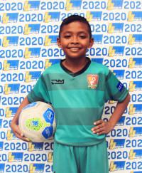 MUHAMMAD ARIIQ ALFA'IQ | Indonesia Junior League