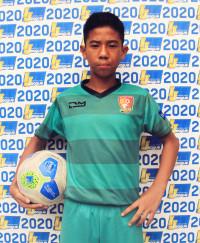 BARRY MATTHEW NICKLAUS SIMANJUNTAK | Indonesia Junior League