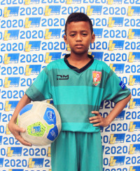 MUHAMMAD WILDAN | Indonesia Junior League