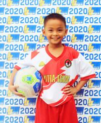 MUHAMAD FATHIR AIMAR | Indonesia Junior League
