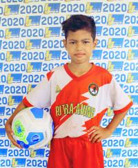 MICHAEL DIMAS ACHILLES | Indonesia Junior League