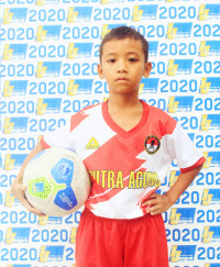 HAFIZ RAMADHAN PUTRA   Indonesia Junior League