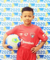 MARVEL ARDIANSYAH | Indonesia Junior League