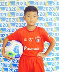 KEANU NAYAKA RACHMAWAN   Indonesia Junior League
