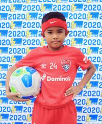 REVALDO MARTUA SITORUS | Indonesia Junior League