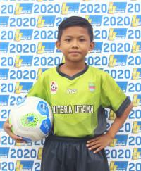 ADE LUKMANUL HAQQI | Indonesia Junior League