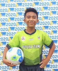M. ERLANGGA FAJRYAWAN | Indonesia Junior League