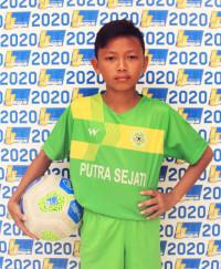 AHMAD RIFQI MUZAFFAR | Indonesia Junior League