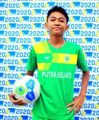 JEHAN PAHLEVI | Indonesia Junior League