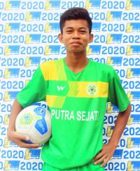 DIMAS PANGESTU | Indonesia Junior League