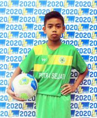MUHAMMAD VENOMBEE TRESNAWAN   Indonesia Junior League