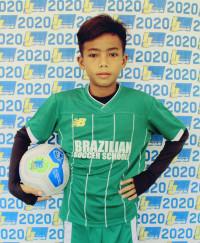RIZQI FAUZI AL KAHFI   Indonesia Junior League