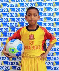 LUCKY RENDIYANTO | Indonesia Junior League