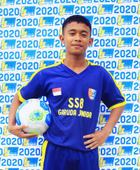 ACHMAD ARDIANSYAH | Indonesia Junior League