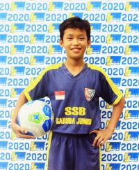 DENIS RASYA DWI ANDIKA   Indonesia Junior League