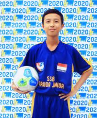 MUHAMMAD ZAKY ALFAREZA | Indonesia Junior League