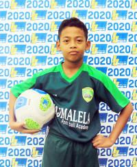 MUHAMMAD FAIZ INDRIANTO   Indonesia Junior League