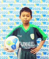 REIZKY PRAYATA WIJAYA | Indonesia Junior League