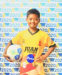 AKMAL LUDI SATJADIPURA | Indonesia Junior League