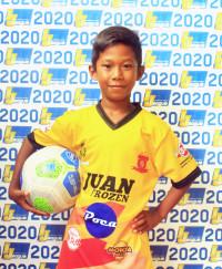 JUAN MUHAMMAD NASRI | Indonesia Junior League